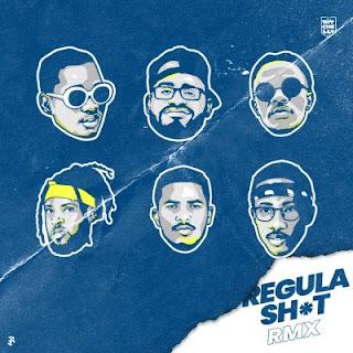 DJ Ritchelly - Regular Shit RMX (feat. Monsta, Okenio M, Rigoberto Torres, Miron H & Sadath)