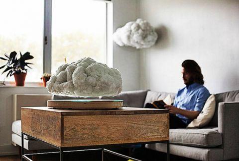 """Μια... trendy καταιγίδα στο σαλόνι σου! Τι ακριβώς κάνει αυτό το """"σύννεφο""""; (Photos & Video)"""