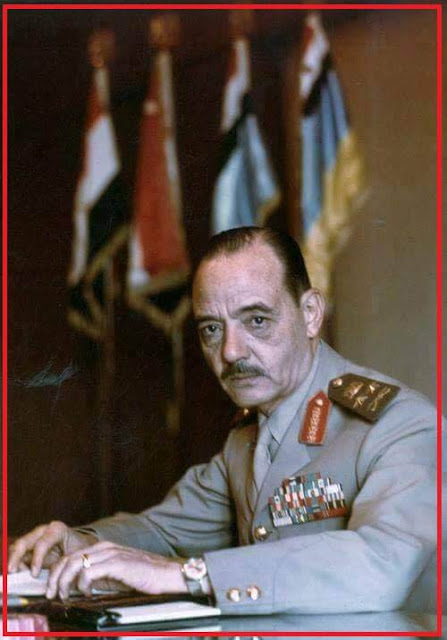 المشير عبد الغني الجمسي النحيف المخيف المهندس والعقل المدبر لحرب أكتوبر الذي ارعب اسرائيل