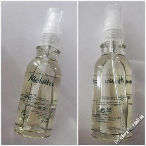 MELVITA  Huile de Ricin / Castor Oil Bio