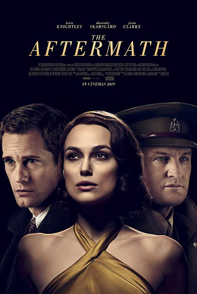 Poster of The Aftermath (2019) Dual Audio [Hindi-DD5.1] 720p BluRay ESubs Download