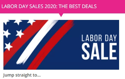 Labor Day Sale 2020: Best Deals Still on Loose, Home Depot, Best Buy and much more