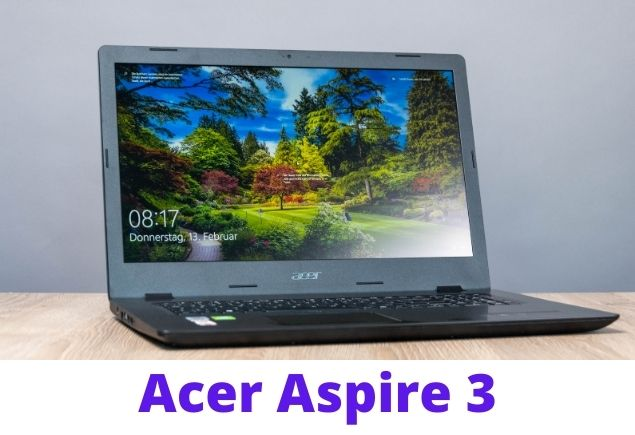 Acer Aspire 3 A317 within the test: flexible multimedia notebook without major weaknesses