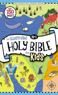 NirV Illustrated Holy Bible for Kids: LadyD Books