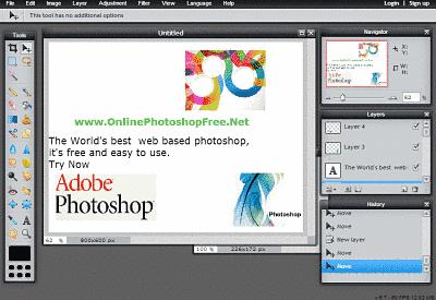 Online Photoshop