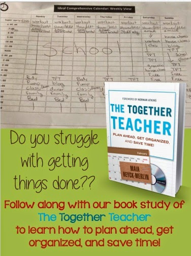 The Together Teacher Book Study