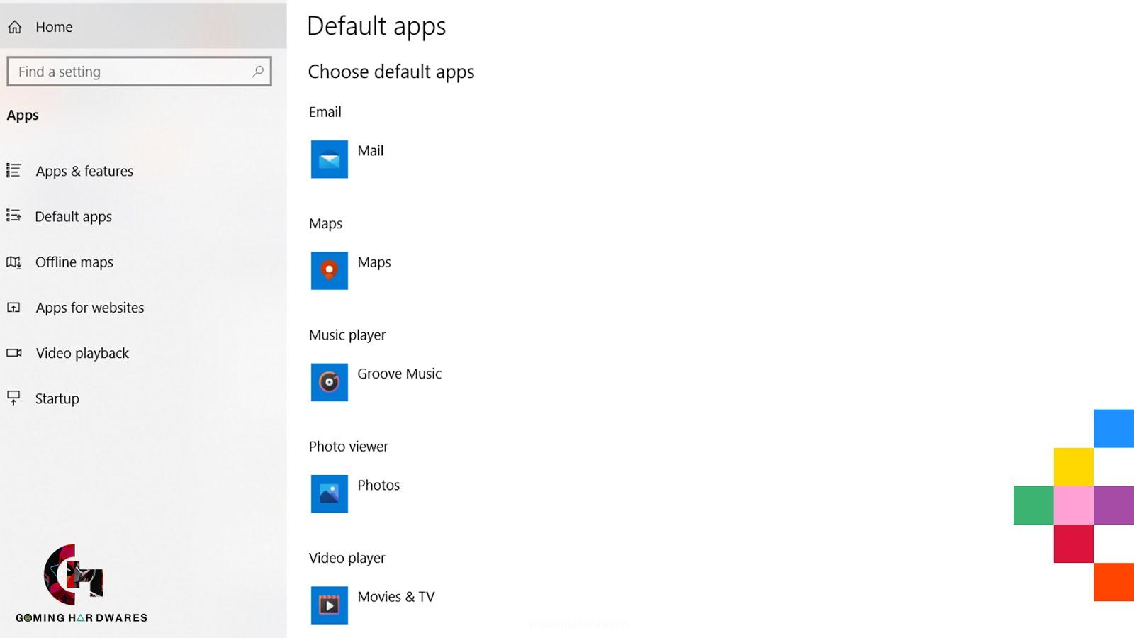 تثبيت تطبيقات ويندوز