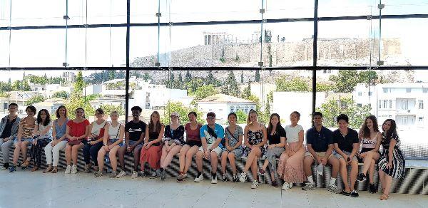 Ολοκληρώθηκε το Θερινό Πρόγραμμα του Harvard στην Ελλάδα