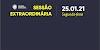 Anápolis: Projetos do Prefeito serão votados em sessão extraordinária pela Câmara