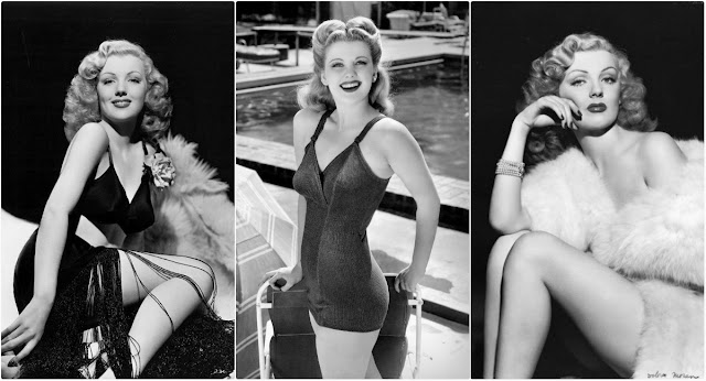 30 Glamorous Photos of American Actress Dolores Moran in the 1940s