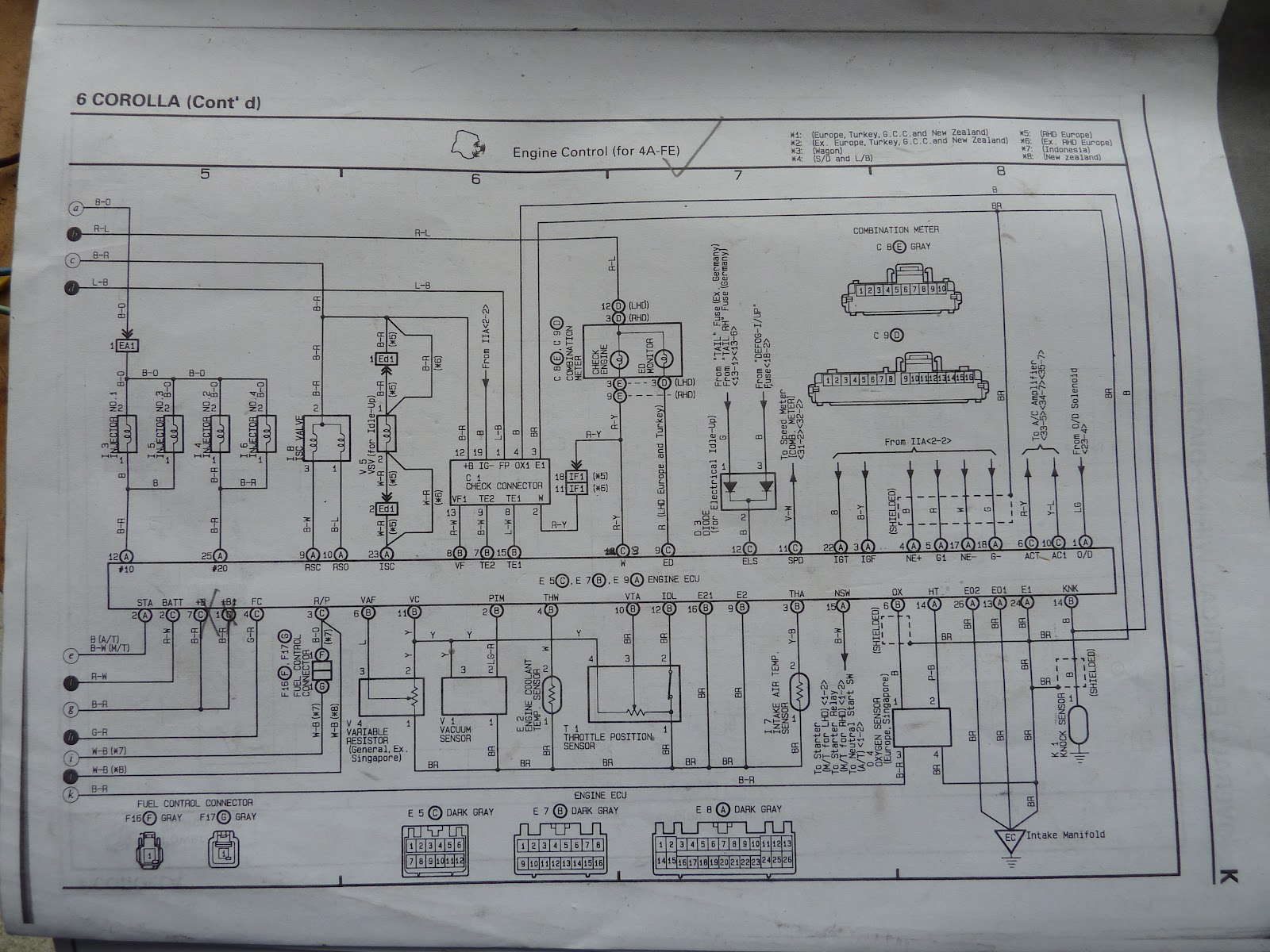 Wiring Diagrams And Explanations