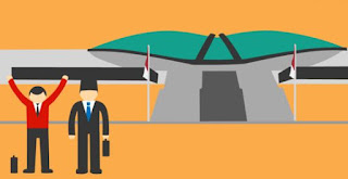 Pengertian Legislatif, Eksekutif, Yudikatif dan Fungsinya