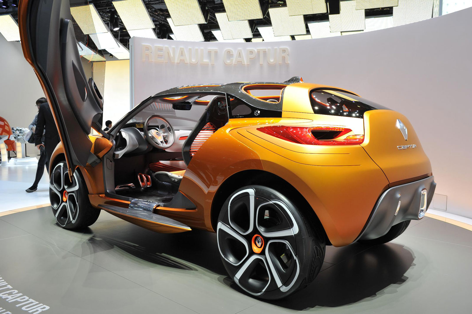 Renault Kaptur Style.0 4x4 AT - комплектация