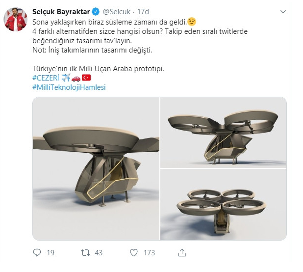 Türkiye'nin İlk Uçan Araba Projesi - Hey Bilir o