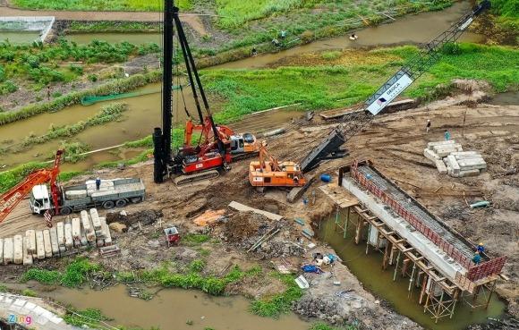 Cao tốc Trung Lương – Mỹ Thuận sau 10 năm khởi công 5