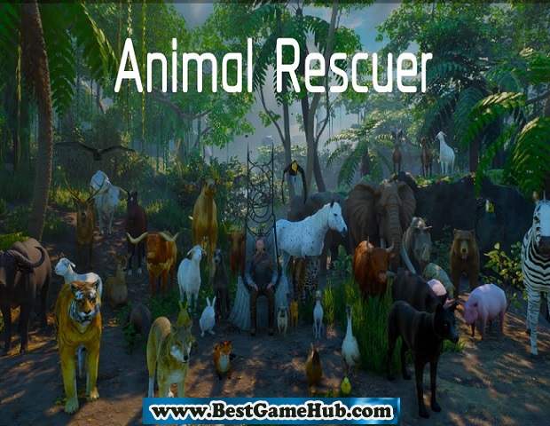 Animal Rescuer PC Game Free Download