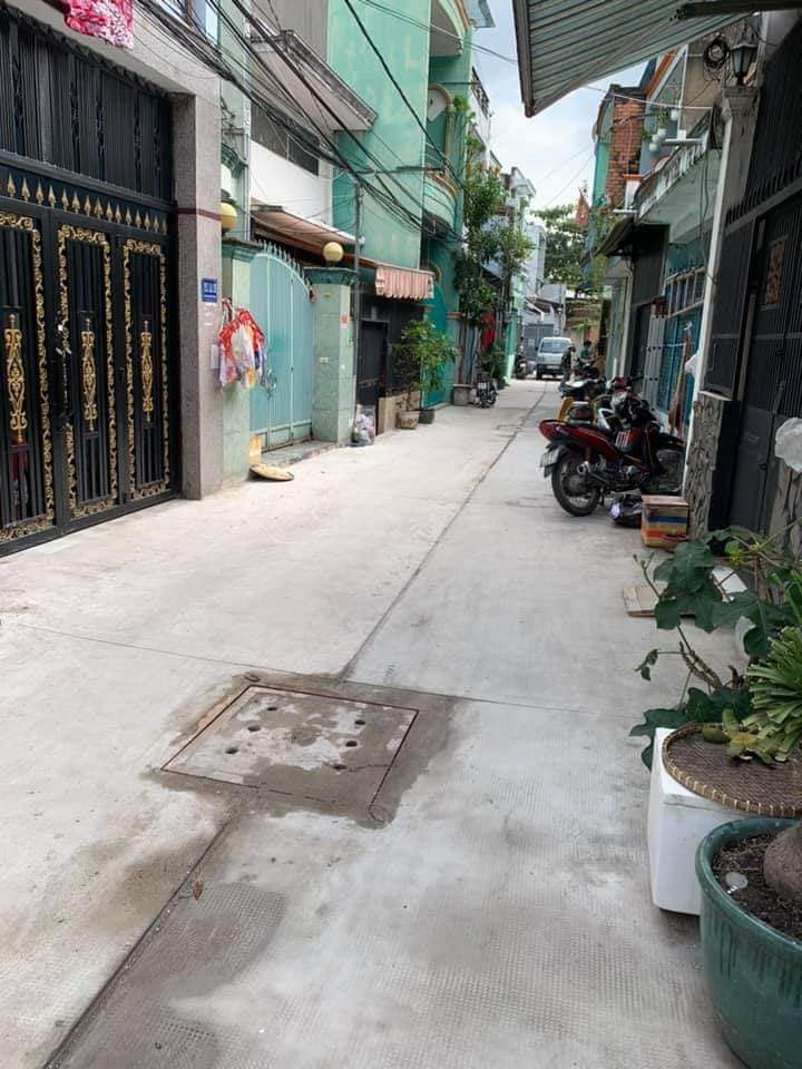 Bán nhà hẻm xe hơi 102 Bình Long phường Phú Thạnh quận Tân Phú dưới 3 tỷ