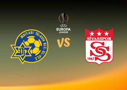 Maccabi Tel Aviv vs Sivasspor  Resumen