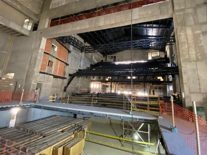 Remodelación del Teatro Santa Marta avanza en un 75%: Ministerio de Cultura