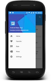 android news app project report ~ Roots APK