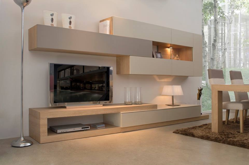 25 Best Modern TV Unit Design for Living Room - Decor Units