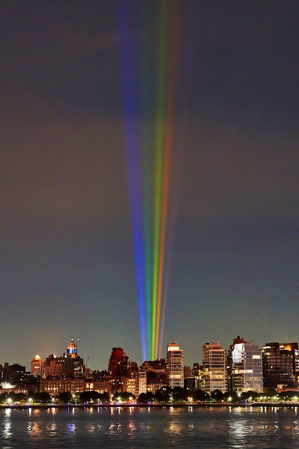 KIND Illuminates New York City Skyline as Tribute to Canceled Pride Marches Around the World and to Pay Homage to the LGBTQ Rights Movement