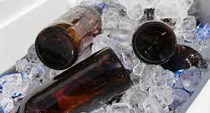 Gelar bebida com álcool (Imagem: Reprodução/Internet)