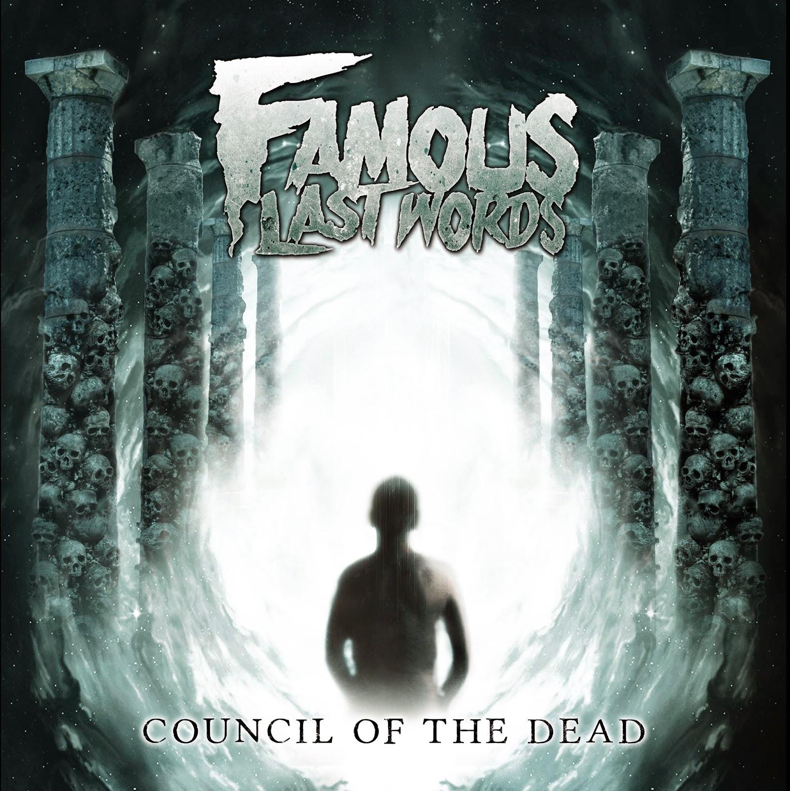 Famous Last Words - Council Of The Dead (2014)