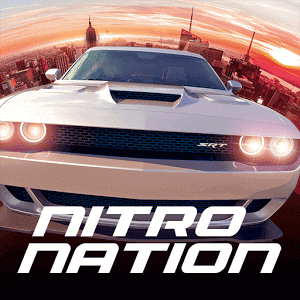 Nitro Nation Online apk mod