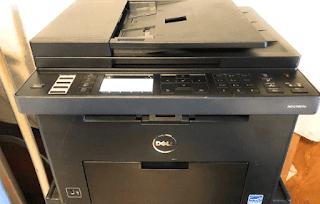 Dell C1765nfw MFP Printer Driver Downloads