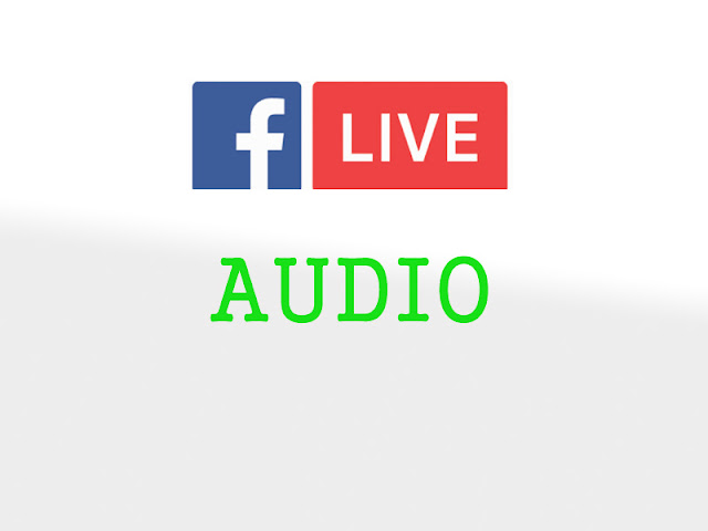 Facebook will Broadcast Live Audio Streaming Like Radio