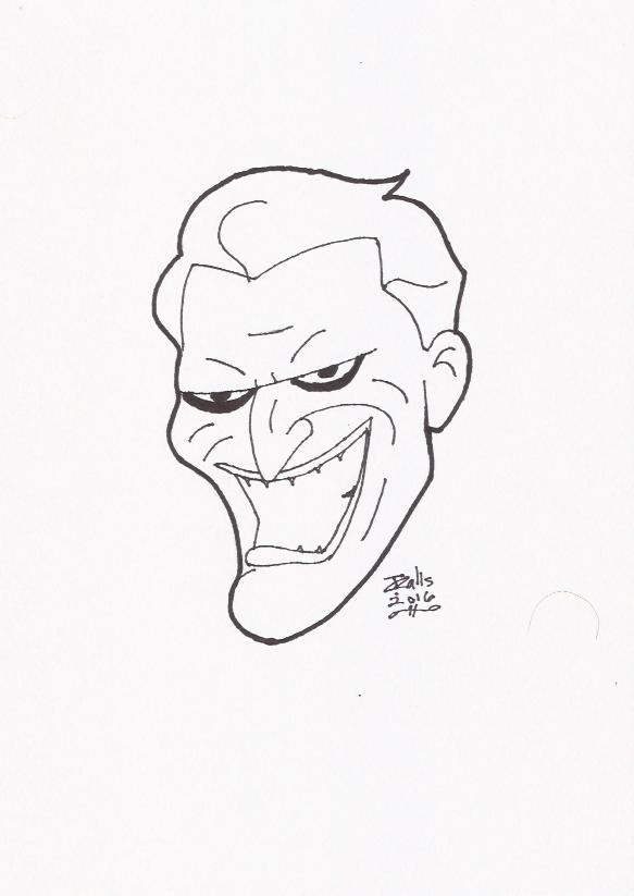 Joker Face 2