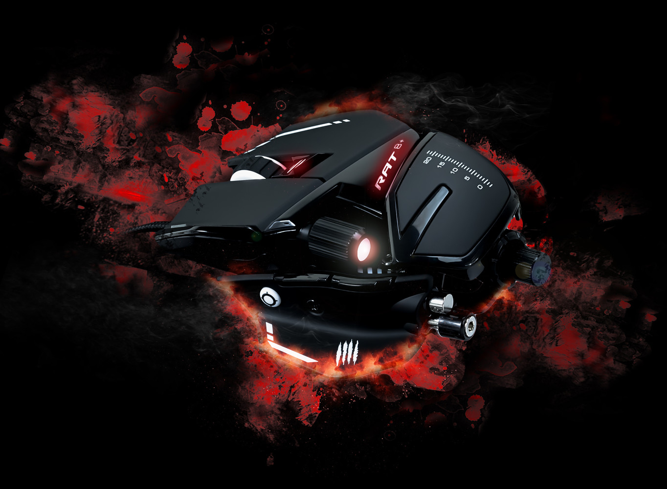 6a2f0311a11 Mad Catz Announces All-New Range of Products, Including Iconic R.A.T. Gaming  Mice