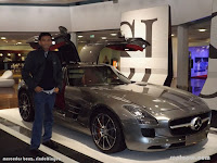 Grebeg Pabrik Mercedes di Jerman