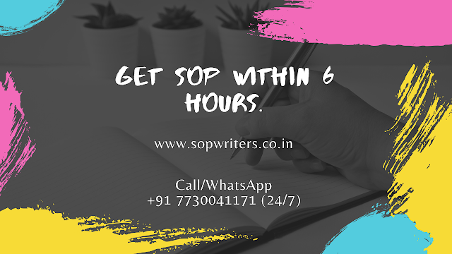 Sop Writers Hyderabad