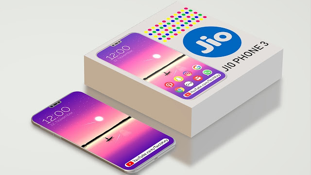 Jio Phone 3 features 2018/2019