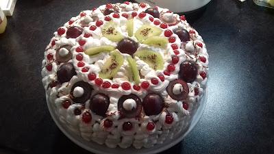 tort na biszkopcie