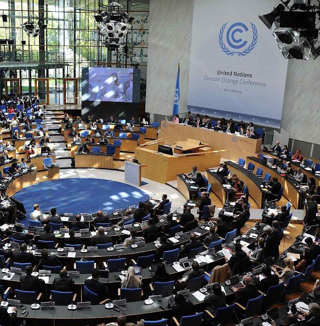 Prévia da COP23 em Bonn aguardava ansiosa a anunciada desistência dos EUA