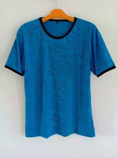 Supplier Kaos Polos Bahan Spandek Terbaik di Supiori