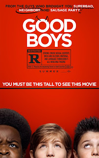 Good Boys - Poster & Trailer