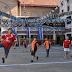 Encuentro de Mini-Handball en el Colegio Don Bosco