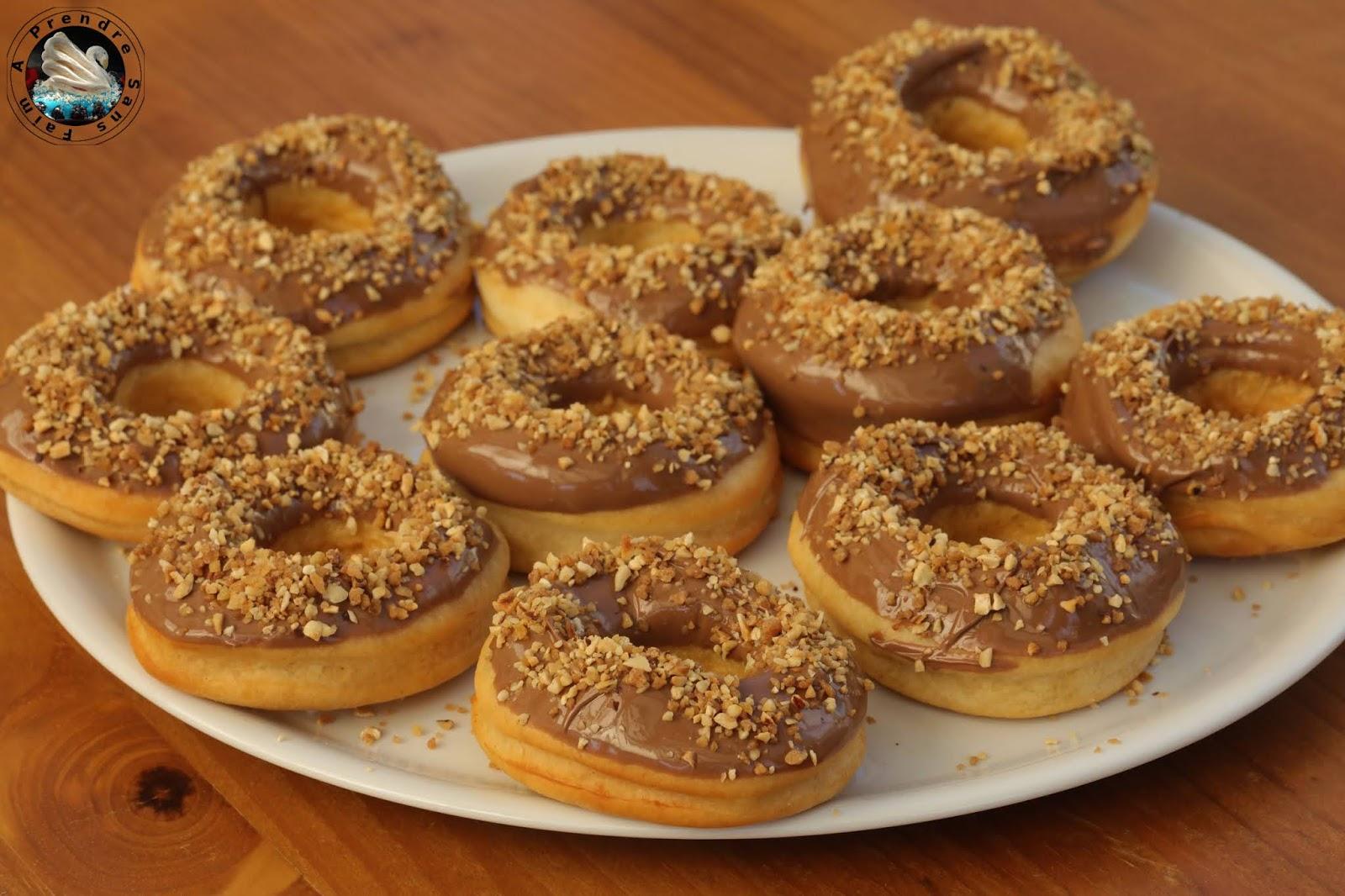 Donuts à l'américaine