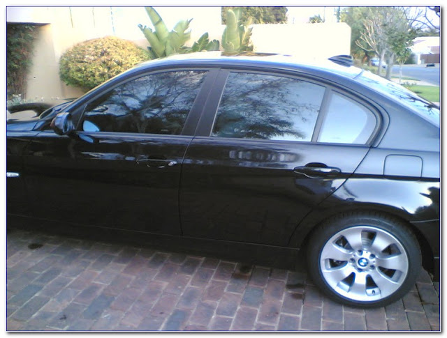 35 Percent Car WINDOW TINT Pictures
