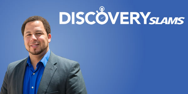 Discovery Slams: Dr. J. Luke Wood