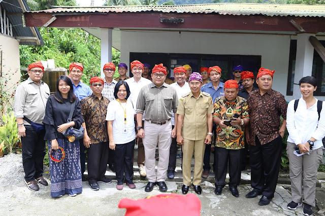 Dodi Reza Bersama LTKL Lakukan Aksi Kemanusiaan ke Kabupaten Sigi