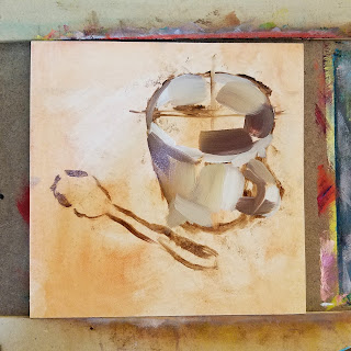 Coffee or Tea by Merrill Weber