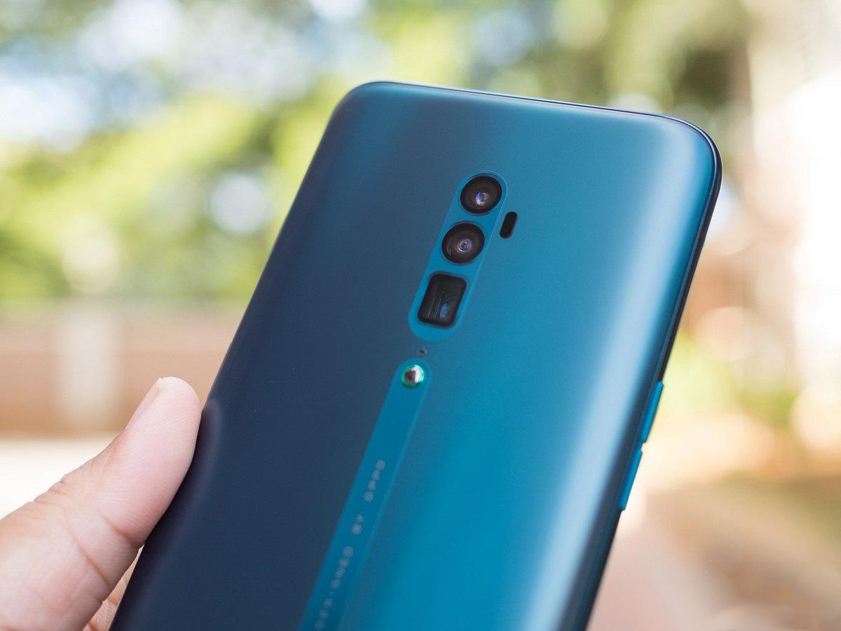 Oppo Reno gây ấn tượng với camera 10x zoom