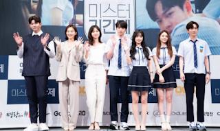drama korea sekolahan 2019