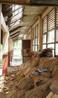 Sekolah Ambruk Segera Diperbaiki