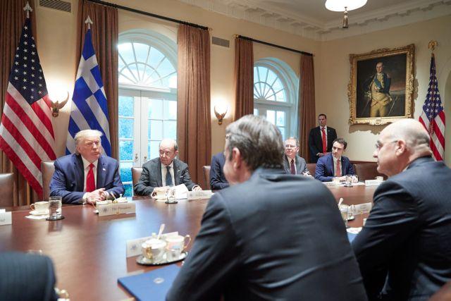 Συστάσεις από ΗΠΑ σε Τουρκία και Ελλάδα
